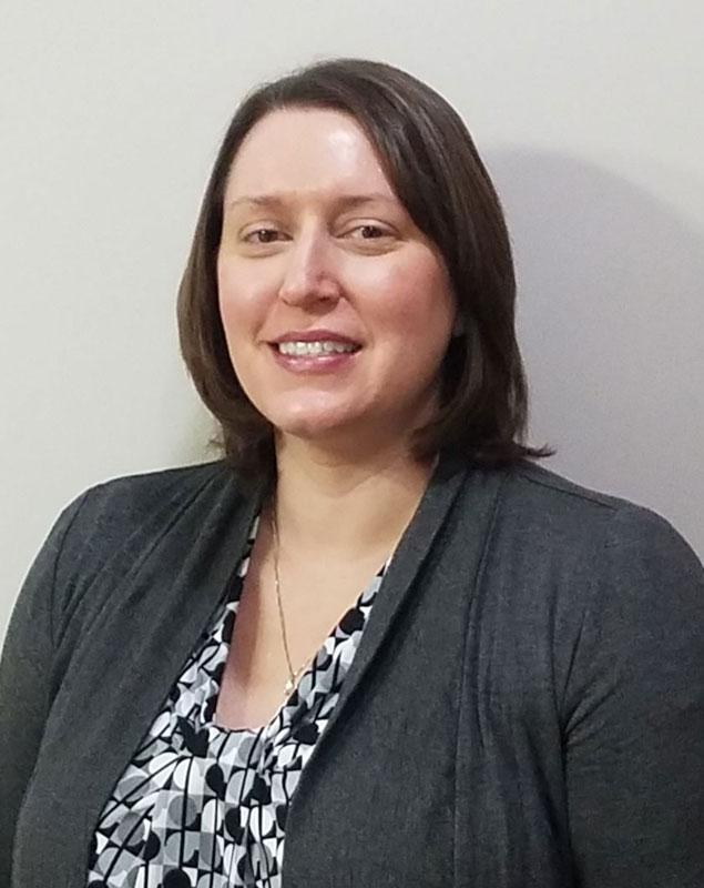 picture: Jennifer M. Garcia, Legal Administrative Assistant